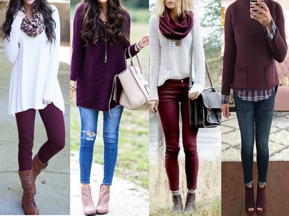 how to wear jeans in winter pinterest