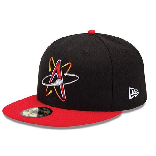 Albuquerque Isotopes Hat-Road Albuquerque Isotopes 0b9d8d44ada5