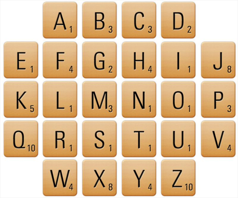 scrabble letter values By Alan Jacobs \u2022 January 17, 2013, 706 AM