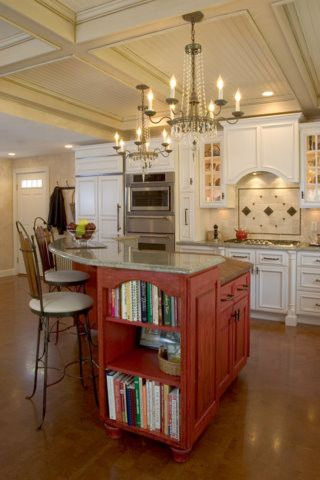 A New Kitchen with Class and a Bit of Whimsy - traditional - kitchen ...
