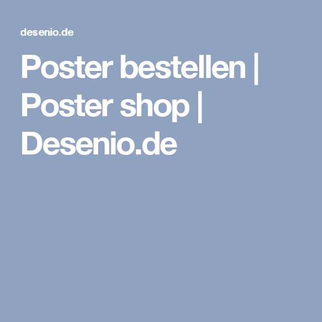 Poster Bestellen Poster Shop Desenio De Poster