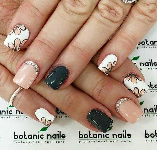 Pin by Daniela Mariño on Nice nails | Pinterest