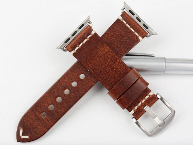 Apple Watch Leder Armband Echtleder Handgefertigt Vintage Look Apple Watch Series 1 2 3 4 Armband Leder Leder Und Apple Watch Band