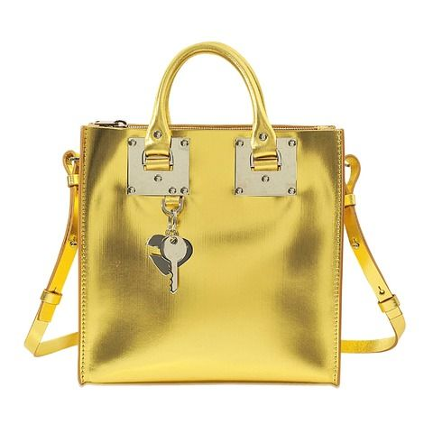 SOPHIE HULME Square Albion. #sophiehulme #bags #shoulder bags #leather #