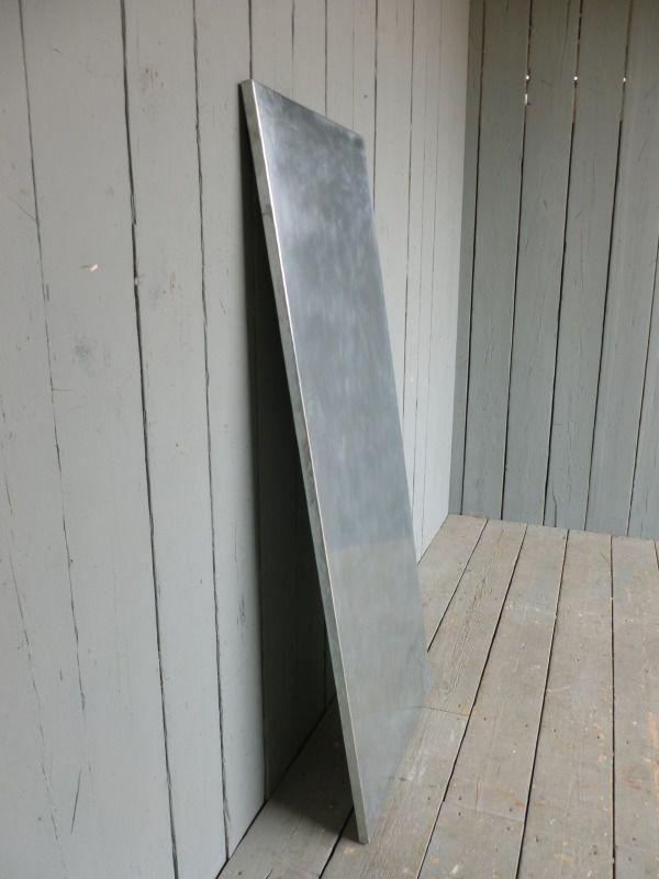 Natural Zinc Table Tops And Worktops Zttanttop