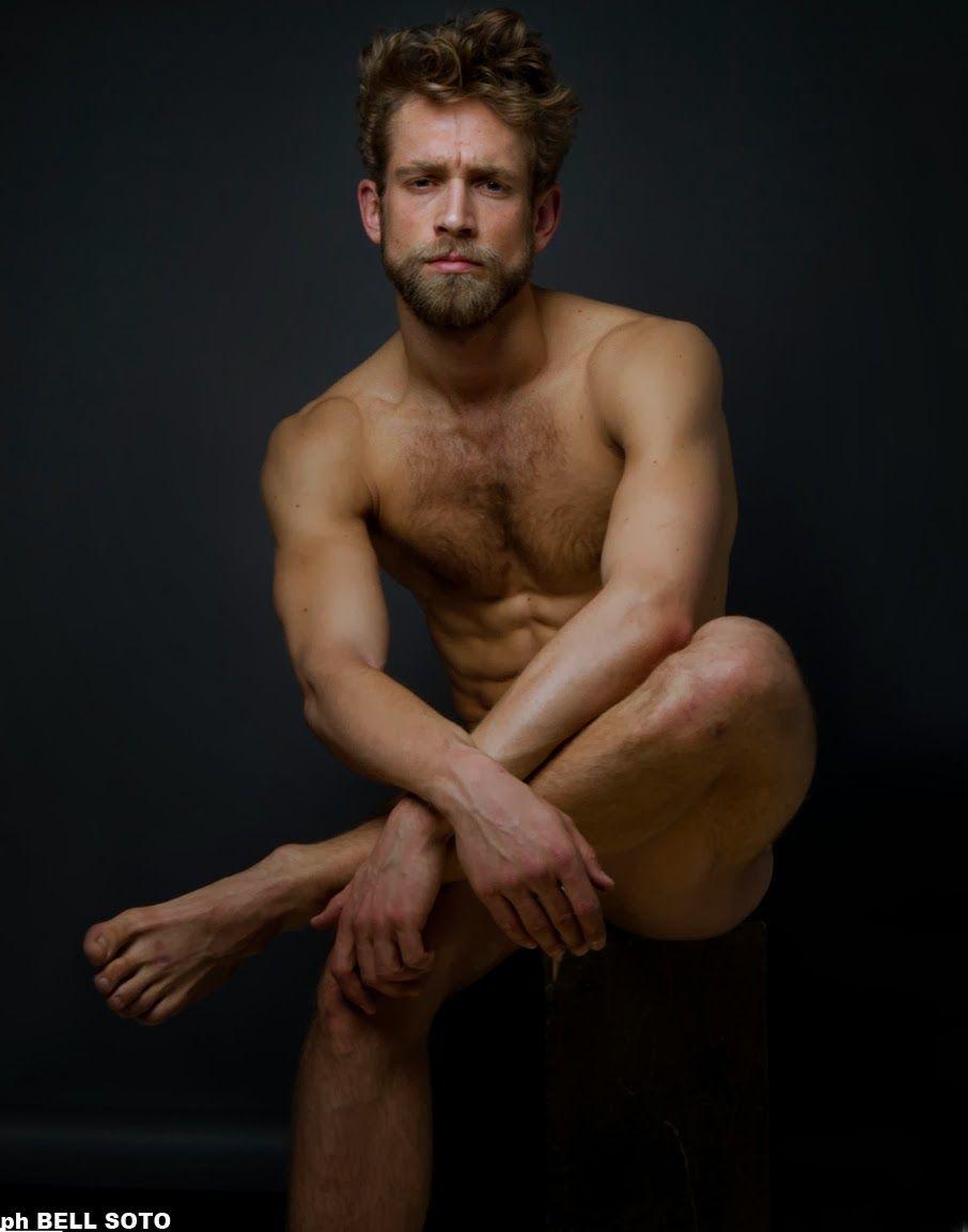 Homotografi Tysk Model Kim Willecke Af Bell Soto-3130