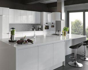Bloomsbury | My kitchen | Pinterest | Bloomsbury, Fitted kitchens ...