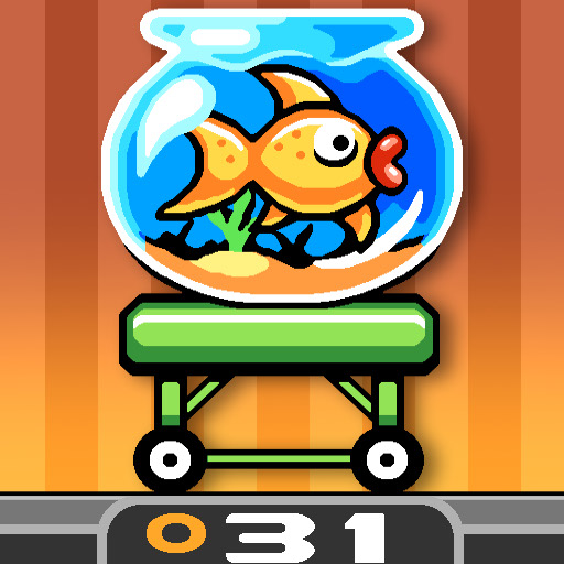 App Price Drop Fishbowl Racer for iPhone and iPad has
