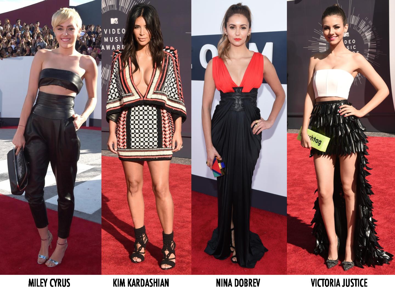 Os looks do VMA Video Music Awards 2014 – VOTE!