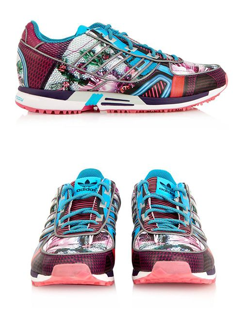 Fall winter 2014 · Adidas Originals by Mary Katrantzou sneakers