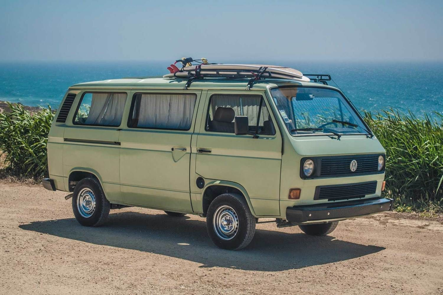 OUR CAMPERS Rent 80s Surf Campervan In Portugal