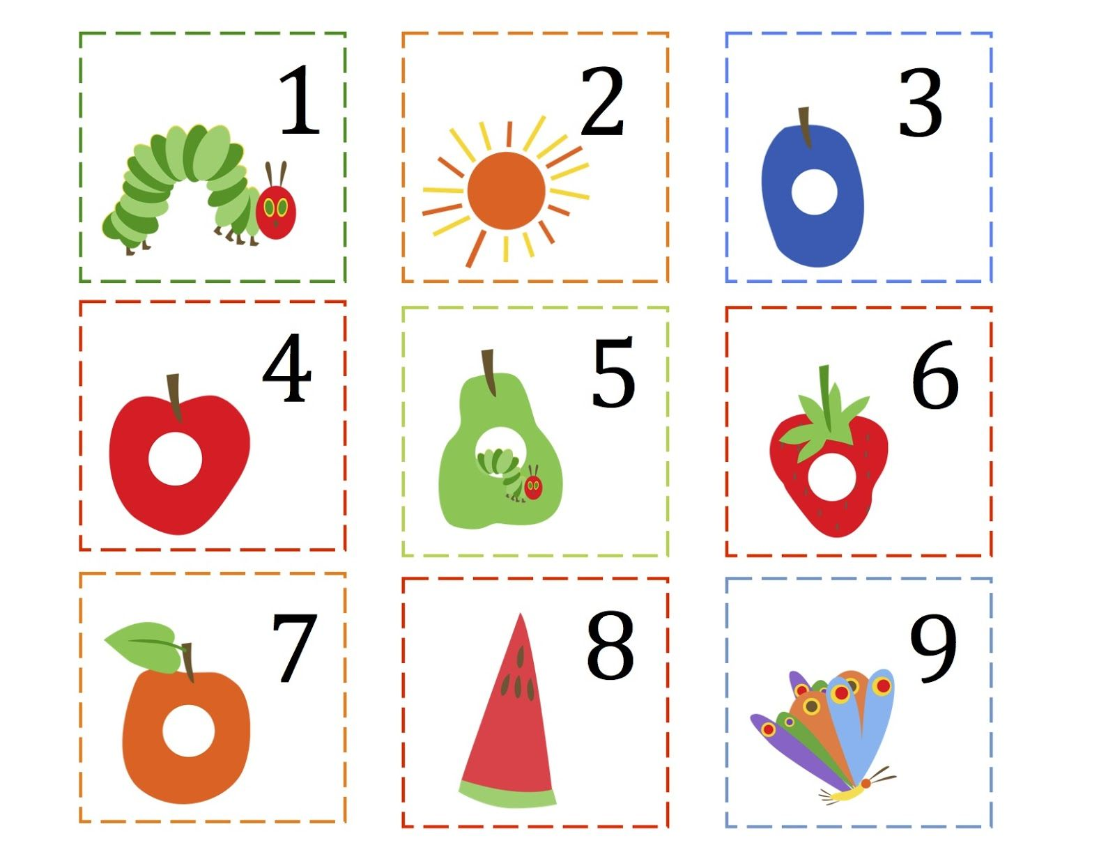 Preschool Printables Literally This Site Has