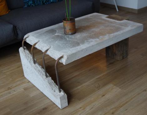 Tisch Beton Selber Machen Industrial Design 470x366 Png 470 366 Wohnzimmertische Couchtisch Selber Bauen Tisch