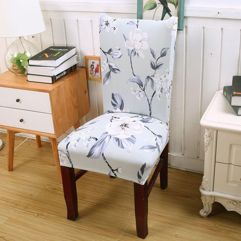 Fundas para sillas de comedor cheap spandex chair covers - Fundas silla comedor ...