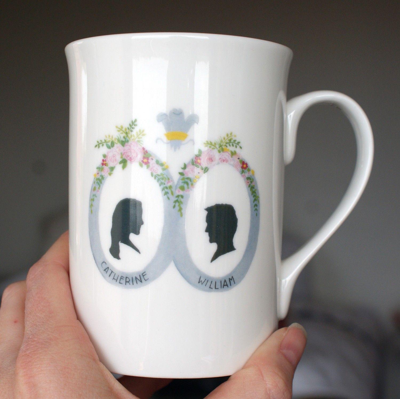 Royal Wedding Gifts: Commemorative Mug Royal Wedding Of Prince William And Kate