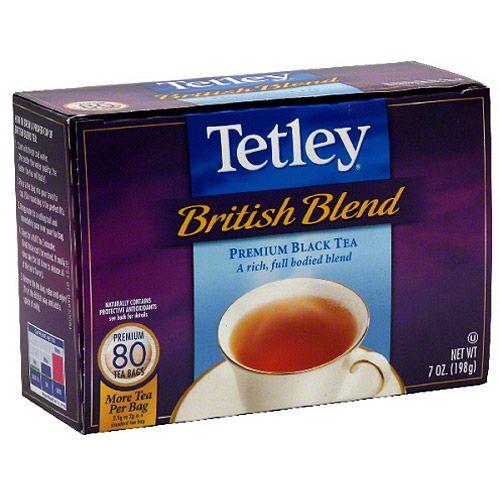 British Tea Bags