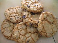 עוגיות שוקולד צ'יפס ללא מרגרינה