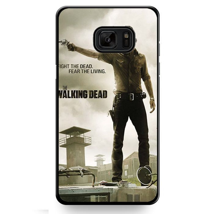 The Walking Dead On The Roof TATUM-11094 Samsung Phonecase Cover For Samsung Galaxy Note 7