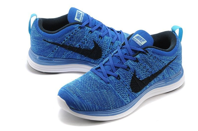Nike Flyknit Roshe Exécuter Lunaire Max Libre