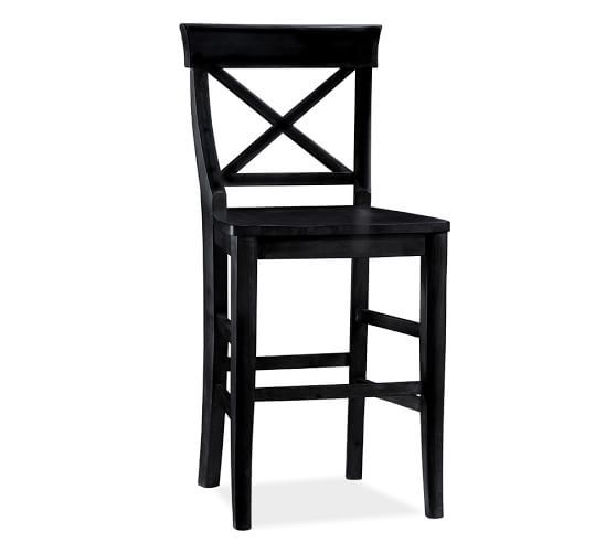 Aaron Barstool Pottery Barn Bar Stools For Kitchen
