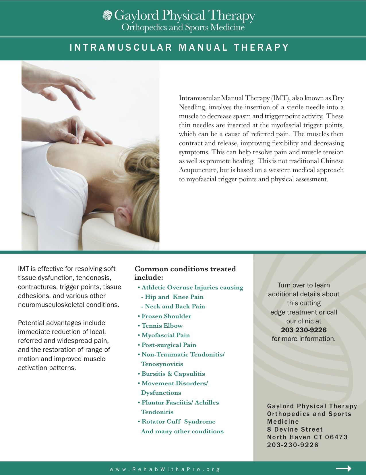 Pin on Gaylord Physical Therapy Orthopedics and Sports