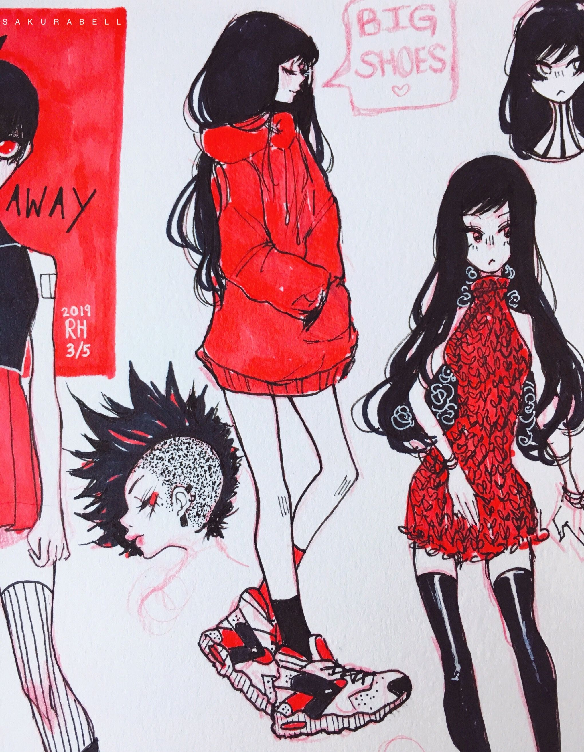 Pin By Wendy Powell On Refrince Art Cute Art Styles Cute Art Character Design Inspiration