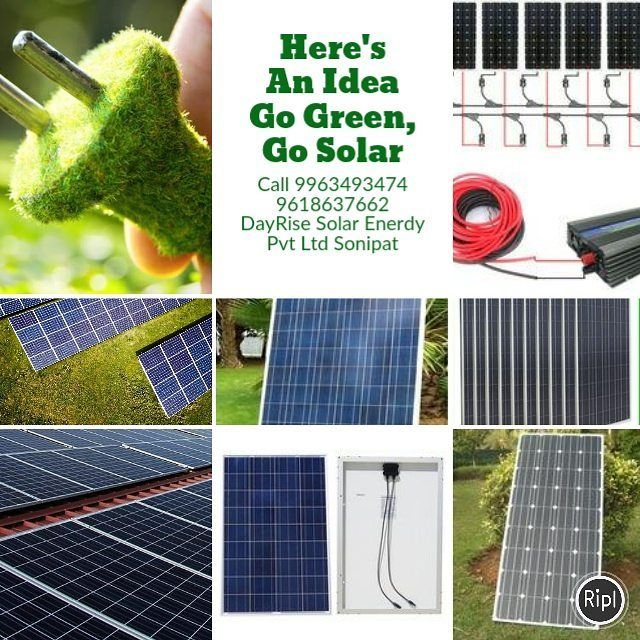 Empty Rooftop Space Use The Space To Install Solarpanels Generate Electricity For Your Daily Need 9963493474 9618637662 Dayri Solar Roof Solar Panel Sonipat