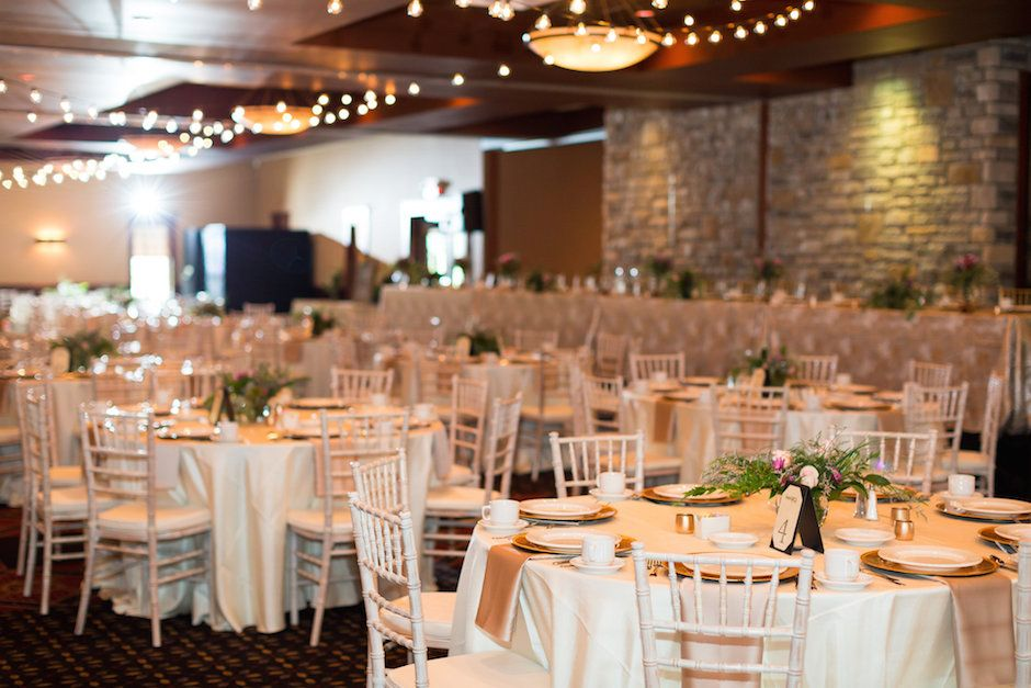 Wedding Reception At The Marq Maison Meredith Photography