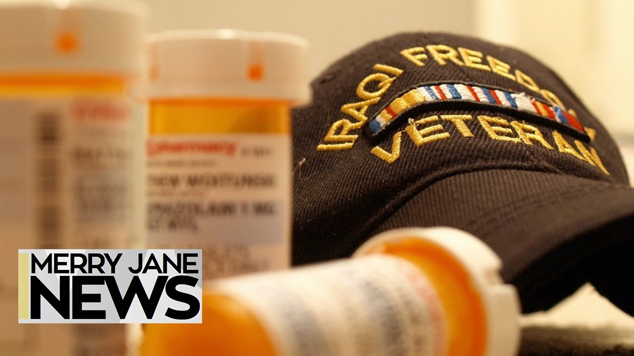 Curing With Cannabis: How Marijuana Helps Veterans With PTSD | MERRY JANE News - http://weedonsteroids.com/curing-with-cannabis-how-marijuana-helps-veterans-with-ptsd-merry-jane-news/