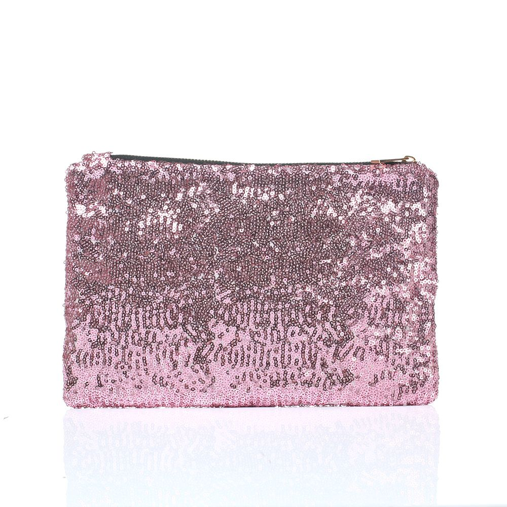 Best Recommendedshining Women Bag Dazzling Sequins Evening Las Clutch Purse Party