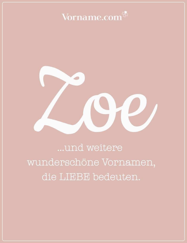 Wundervoll 50 Vornamen Die Liebe Bedeuten Vornamen Kinder Namen Baby Madchennamen
