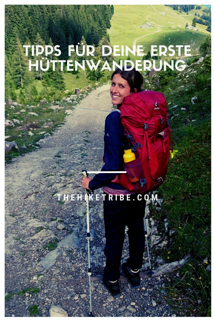 Photo of Your first hut hike is imminent? Beginners and beginners will find everything …