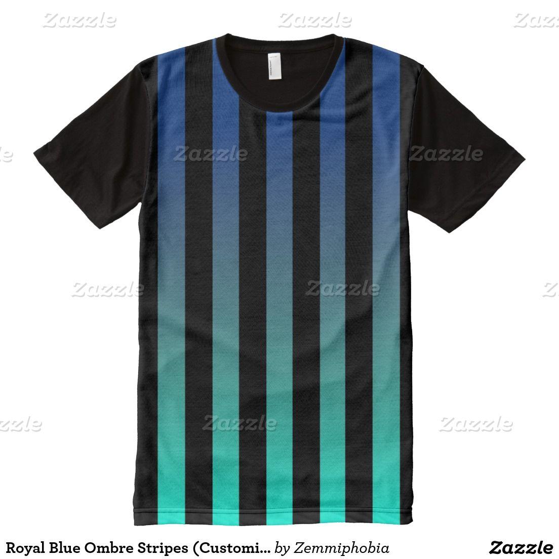 88ed44d3e0 Custom Made All Over Print Shirts