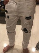 Photo of 5,61 € DI SCONTO DEL 45% | Jeans strappati moda vintage per uomo …
