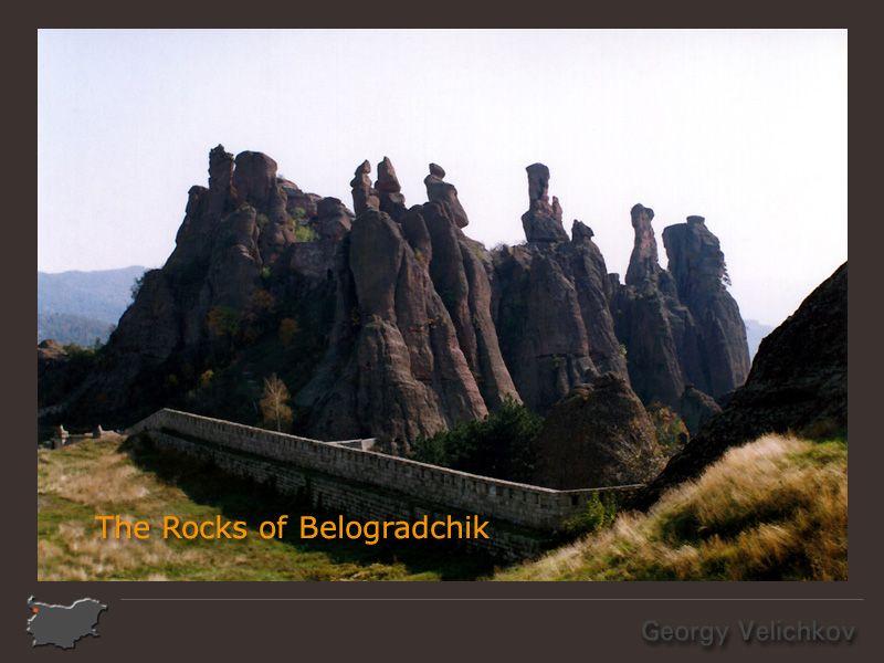 The Rock of Belogradchik