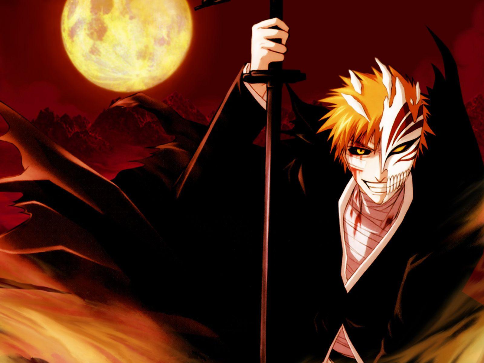 Hollow Ichigo Bleach Anime Bleach Episodes Top 10 Best Anime