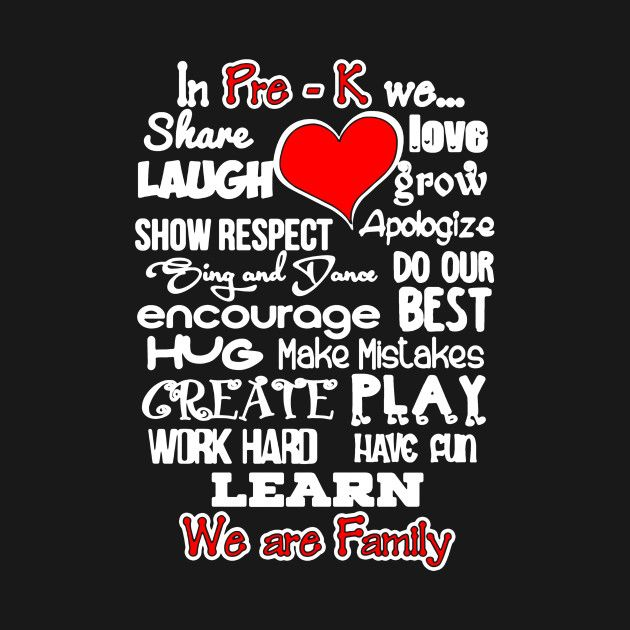 Check Out This Awesome Pre K Teacher T Shirt Design On