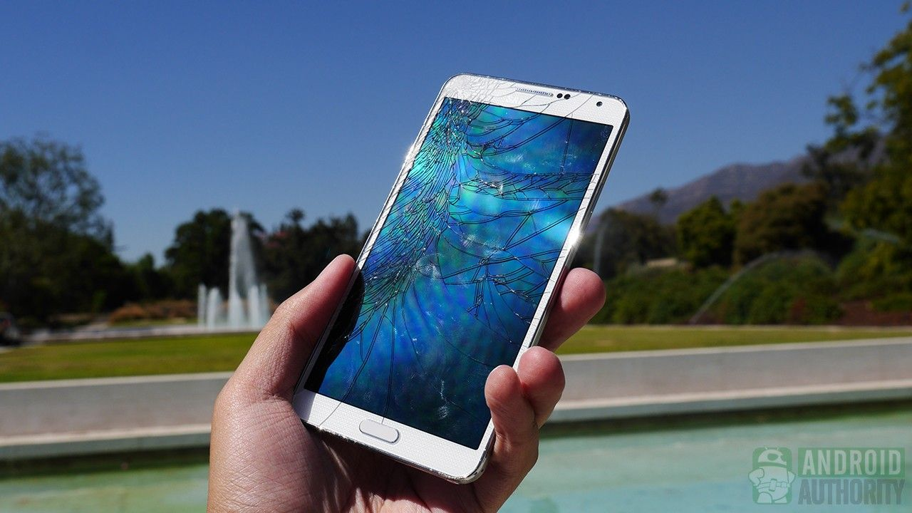 Samsung Galaxy Note III Phone, Cell phone contract