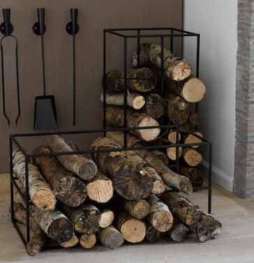 porte buches la redoute chemin e pinterest actualit s. Black Bedroom Furniture Sets. Home Design Ideas
