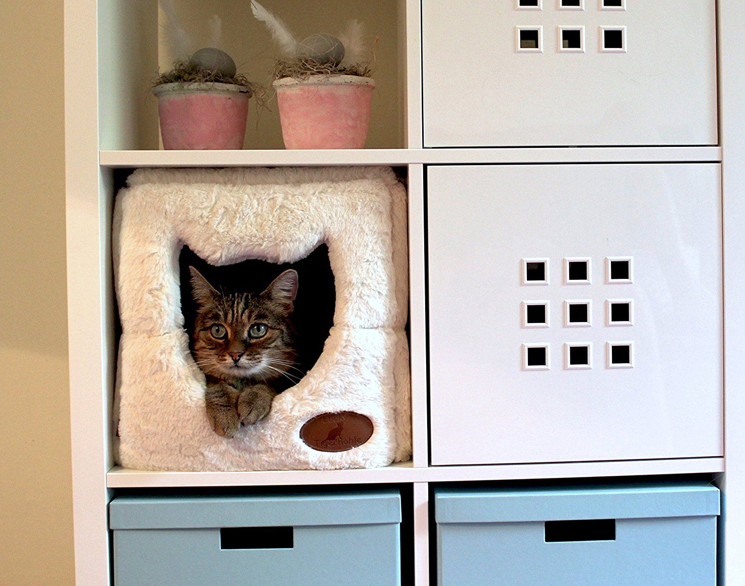 Puri Pet Cat Cave for IKEA and WALMART shelf