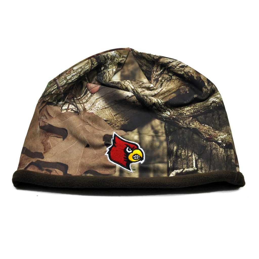 quality design 23888 95d27 Top of the World Louisville Cardinals Reversible Camo Beanie - Adult, Black