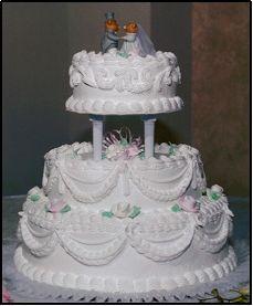 Mcarthur S Bakery Affordable Cake 3 Wedding Cake Prices Wedding Cakes Cake