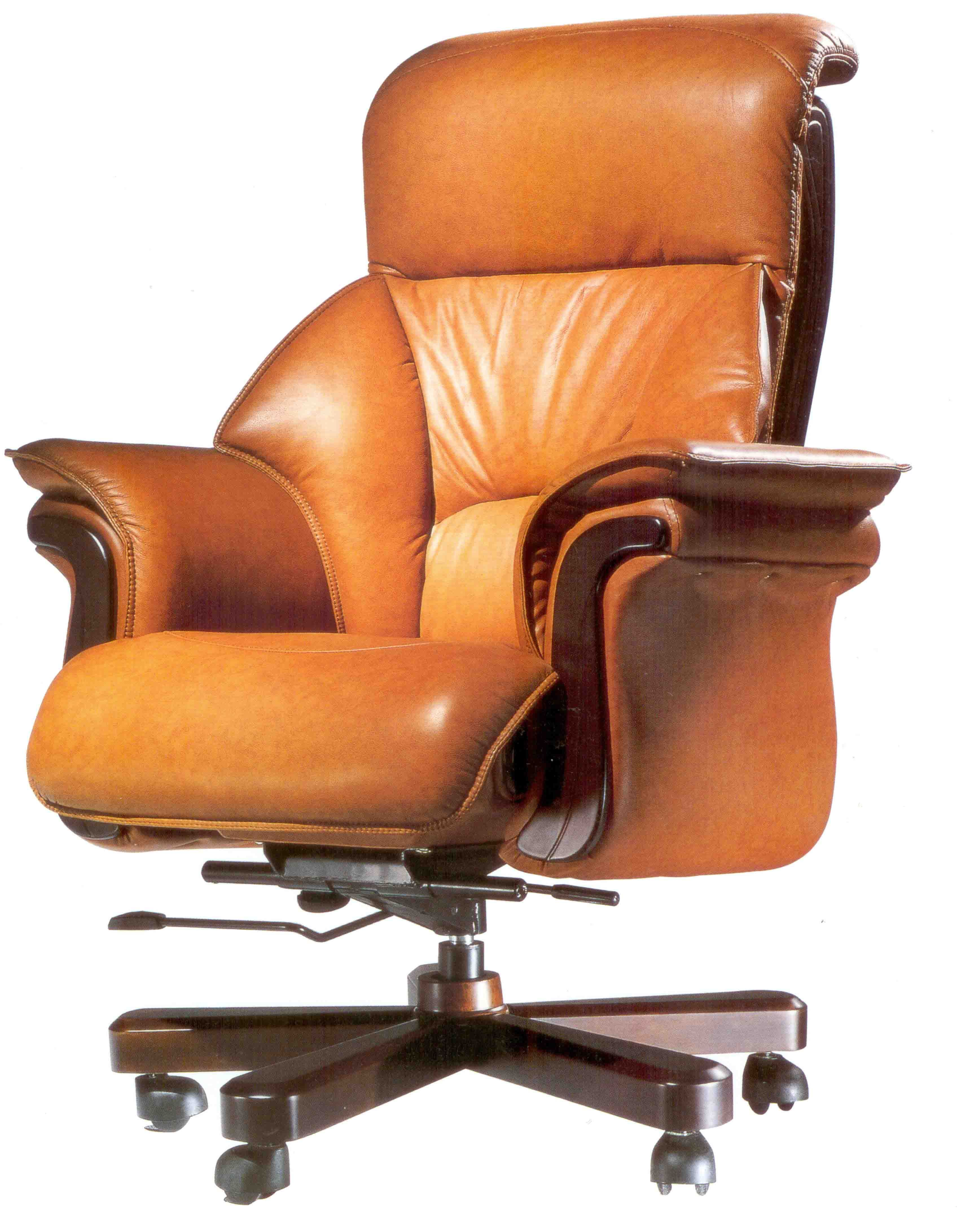 luxury office chair. Retro Leather Office Chairs Luxury Chair