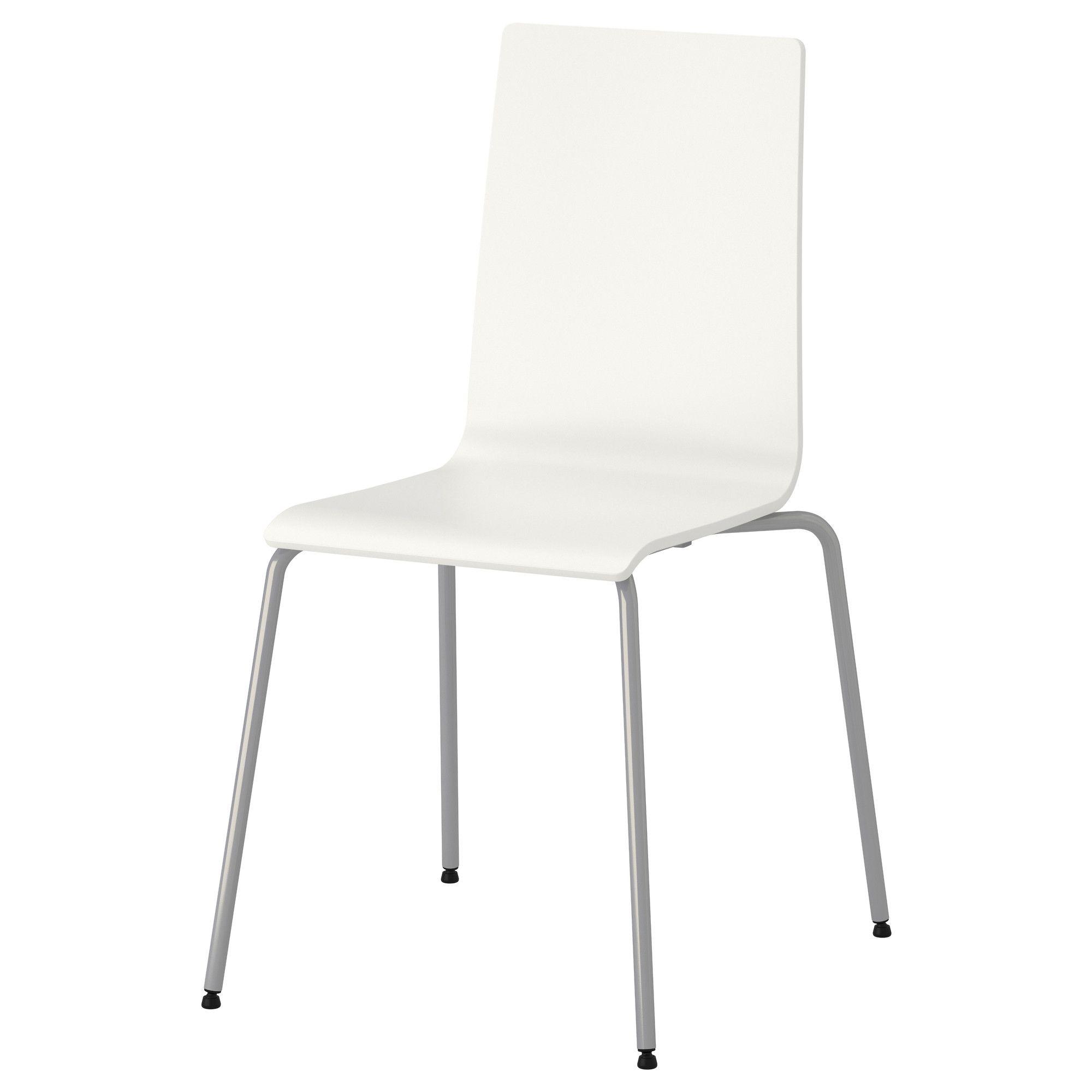 MARTIN Silla - gris plata/blanco - IKEA | Ikea *** | Pinterest ...