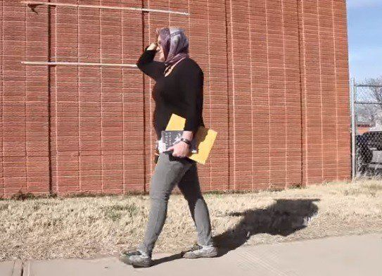 Missouri High School Counselor Wears Hijab to School to Show Acceptance to Islam (VIDEO)  Jim Hoft Mar 22nd, 2016