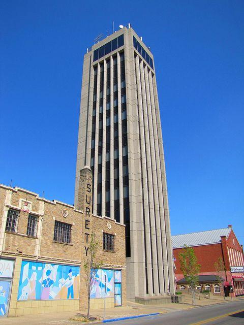 Cape Girardeau's Tallest Building | Downtown Cape Girardeau