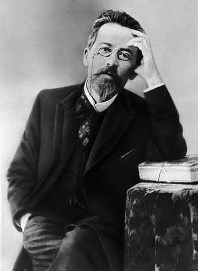 Anton Chekhov, born January 17, 1860 | Famous Capricorns in 2019
