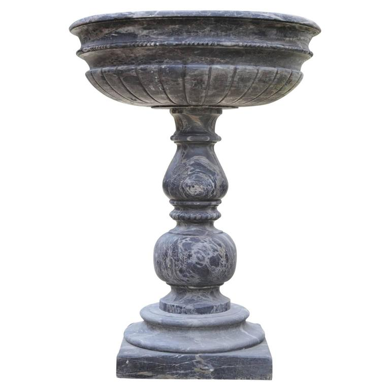 Marble Fountain 20th Century Fountain Bird Baths For Sale Neoclassical