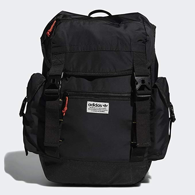 9dd6297b23 Amazon.com: adidas Originals Urban Utility Backpack, Black, One Size:  Sports & Outdoors
