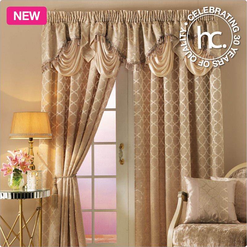 Drape Your Room With The Luxurious Quality Of Nagano Jaquard Curtains